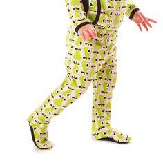 footie leggings : 8