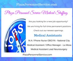 jobs we are hiring a Medical Assistant to work in a cardiology ...