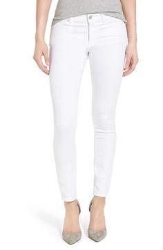 37bbacca99e Caslon® Stretch Ankle Skinny Jeans (Regular   Petite)