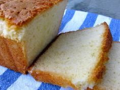 Easy Lighter Homemade Pound Cake from Scratch