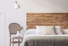 Stylish Bedroom, Modern Bedroom, Bedroom Decor, Bedroom Pictures, Panel Headboard, Beautiful Bedrooms, Dream Bedroom, New Room, Sweet Home
