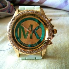 MK Watch! Im in love!