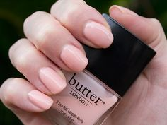 Pink Ribbon: Butter London 3 Free Nail Lacquer