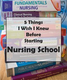 Things I wish I knew before starting nursing school. Nursing Student Organization, Nursing Student Tips, Nursing School Notes, Nursing Degree, Nursing Career, Nursing Tips, Nursing Students, Medical Students, Nursing Documentation