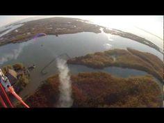 Experience nature around Lignano Sabbiadoro, Italy. Dream flight over the  Marano Lagoon,