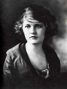 zelda fitzgerald- 1917.