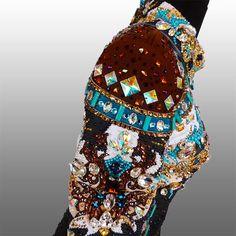 """From Yesterday""  Horsemanship Shirt, custom made for Francesca Romana Faro  #horsemanship #fashion #showclothing #madeinitaly  http://www.lacollezionedianna.com/posts/from-yesterday"