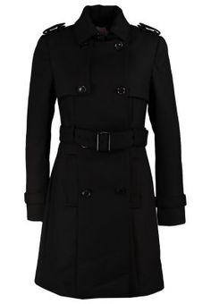 KIOMI Trenchcoat - black for £100.00 (02/10/14) with free delivery at Zalando