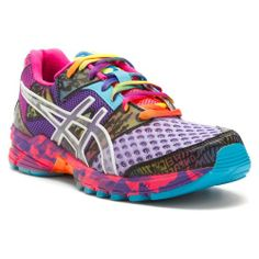 NEW Asics GEL-Noosa Tri 8 Women's Running Shoes Violet Purple Multi NIB