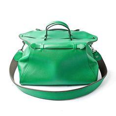 Hermes Green Oxer Bag