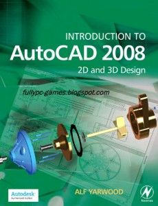AutoCAD 2008 FreeDownload Full version with crack patch keygen serial