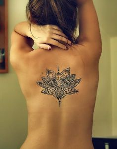 Another lotus design