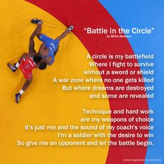 """""""Battle in the Circle"""" by Willie Madison I like this, I've never seen it before, but it's rad."""