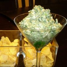 Chicago Dip from Midwest theme (Jan We used gluten free mayo and Daisy sour cream, which is also gluten free. Appetizer Dips, Appetizer Recipes, Mayonnaise, Dip Recipes, Cooking Recipes, Recipies, Best Spinach Dip, Salsa, Creamed Spinach