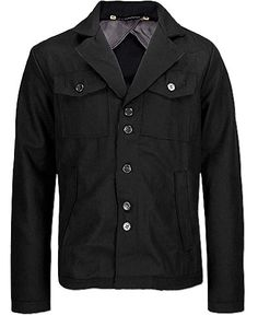 Urban Behavior Trapunto Jacket
