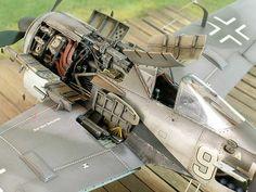Focke-Wulf Fw 190A-8/R11 by Mario Mabilia