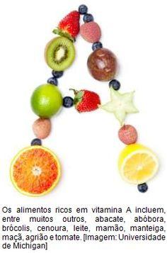Deficiência de vitamina A deve ser resolvida pela alimentação  Farmácia Farmacêutica Farmacêutico