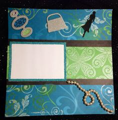 GIRLS NIGHT OUT 12x12 Premade Scrapbook Pages by ScrapbookWeaver, $12.00