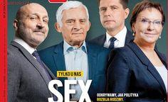 """Sex, władza i miłość – odkrywamy, jak polityka rozbija rodziny. Co jeszcze w nowym """"Wprost?"""""""