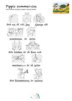 Tecken som stöd - Toppbloggare på Womsa - Speech Language Therapy, Speech And Language, Sign Language, Special Education, Cool Kids, Kindergarten, Homeschool, Singing, Teaching
