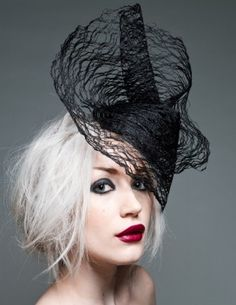 Brand new Autumn Winter 2015 Collection of designer hats is available to purchase online | Rosie Olivia Millinery