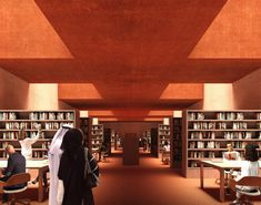 Adjaye Associates designs campus for The Africa Institute in Sharjah Sharjah, Earth Dome, Indiana Cities, Arch Light, City Of Columbus, Presidential Libraries, Christian Church, Architect Design, Water Features