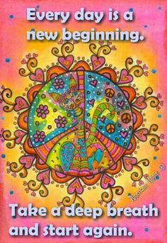 ☮ American Hippie ☮ New Day ..