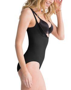 Body Bust shaping con la possibilità di indossare il tuo reggiseno.  Body Bust shaping with your own bra.