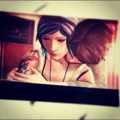 Life Is Strange the best game ever! Chloe and Max I will miss you so much! Pricefield forever!