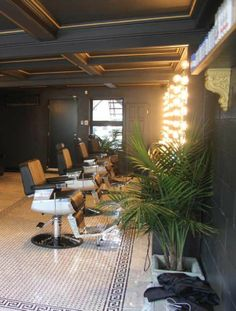 VIP Vibe, Montreal | Check out Notorious' swanky space at salonmagazine.ca #style