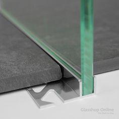 Alu U-Profil Aluprofil Unterputzprofil 12x11x12x1,5 mm Chromoptik 2,01m Aluminium U-Profile 21112126