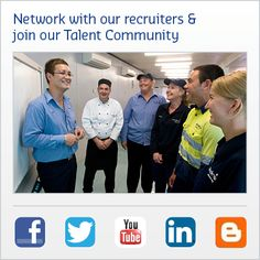 Sodexo Job Seeker Tip: Network with our recruiters & join our talent community