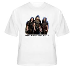 Ghost Adventures Who You Gonna Call T Shirt