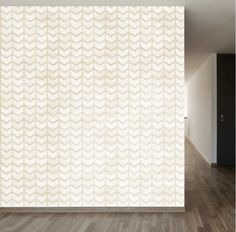 Golden Arrows Removable Wallpaper