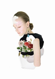 Surreal Baroque Inspired Digital Collages – Fubiz Media Spanish Artists, Fashion Collage, Romanticism, Melancholy, Digital Collage, World Of Fashion, Baroque, Surrealism, Collages