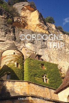 Le charmant village de La Roque-Gageac