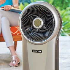 Improvements Portable Evaporative Air Cooler ($180) ❤ liked on Polyvore featuring home, home improvement, household appliances, fan, a/c, ac, ac unit, air conditioner and air cooler