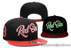 MLB Boston Red Sox Snapback Hats Black Red Caps Reflection Of Light 63|only US$6.00 - follow me to pick up couopons.
