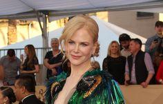 Nicole Kidman star féminine la mieux habillée de l'année
