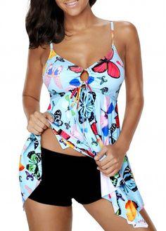 Cheap blue Swimwear online for sale