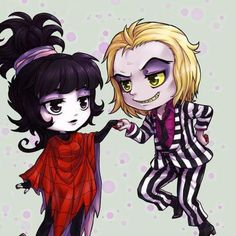 Image uploaded by Tiffa. Find images and videos about cute, tim burton and beetlejuice on We Heart It - the app to get lost in what you love. Estilo Tim Burton, Tim Burton Art, Beatle Juice, Imagenes Dark, Dibujos Dark, Chibi, Desenho Tattoo, Corpse Bride, Illustrations