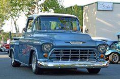 1955 55 Chevy Truck, Jeep Truck, Chevrolet Trucks, Chevy S10, Trucks Only, Gm Trucks, Cool Trucks, Custom Pickup Trucks, Classic Pickup Trucks
