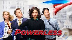Review: Powerless Episode 1