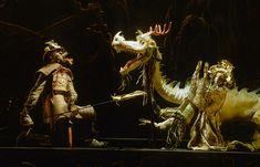 Richard Teschner, master puppet-maker