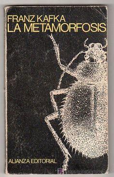 LA METAMORFOSIS POR FRANZ KAFKA EL LIBRO DE BOLSILLO ALIANZA EDITORIAL 5ª ED. MADRID 1969 - Foto 1