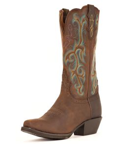 Justin Women's Sorrel Apache Boot - L2552 $139.99  - Why oh why must you be so expensive?