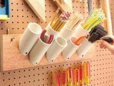 Ide Desain Kreatif Berbahan Pipa PVC