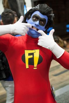 Freakazoid |  Halloween Costumes Only '90s Kids Will Understand