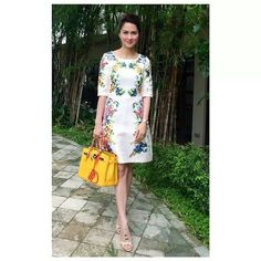 I want one! Marian Rivera, Cool Outfits, Summer Outfits, Royal Beauty, Filipiniana, Beyond Beauty, Sunday Dress, Outfit Goals, Dress Codes
