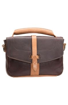 Will Leather Goods 'Athena' Leather Crossbody Bag